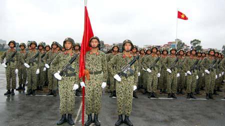 Vietnamská armáda