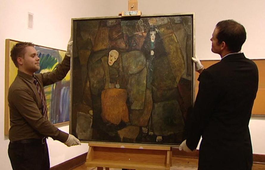 České moderní umění