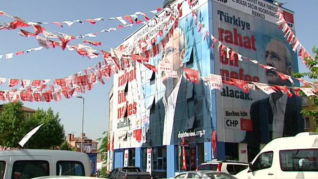 Předvolební Ankara