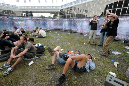 Festival Sonisphere 2011