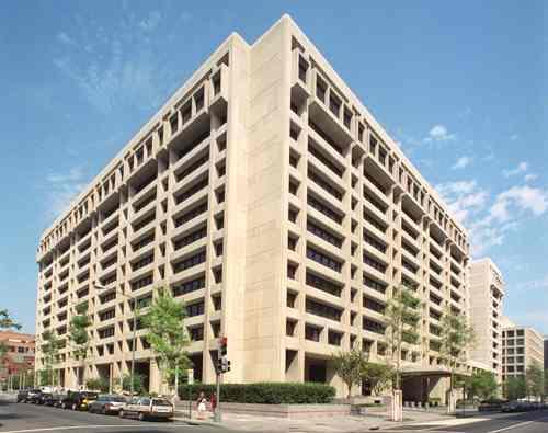 Budova Mezinárodního měnového fondu