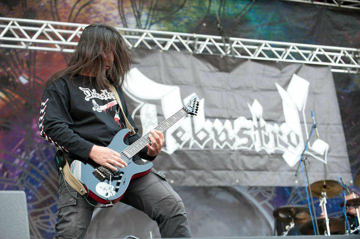 Debustrol na Sonisphere 2011