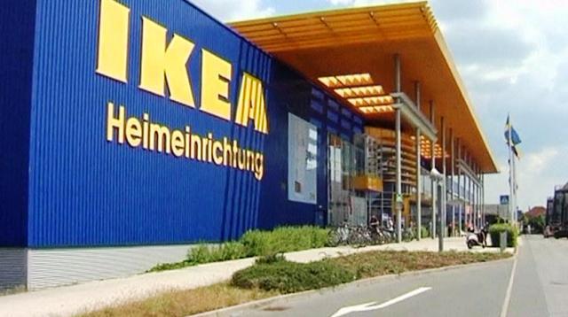 Drážďanská IKEA
