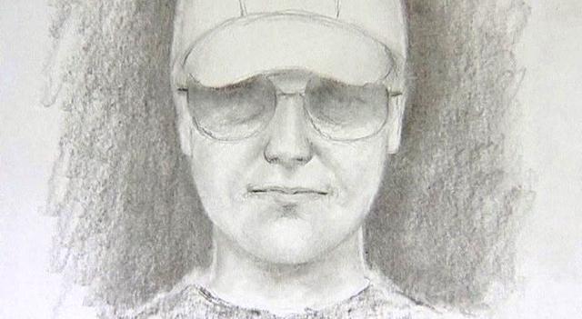 Portrét útočníka z drážďanského obchodu IKEA