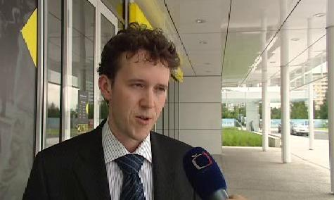Analytik Raiffeisenbank Michal Brožka