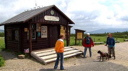 Informační centrum v Krkonoších