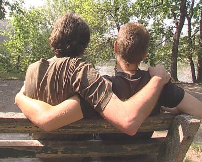 Homosexuální pár