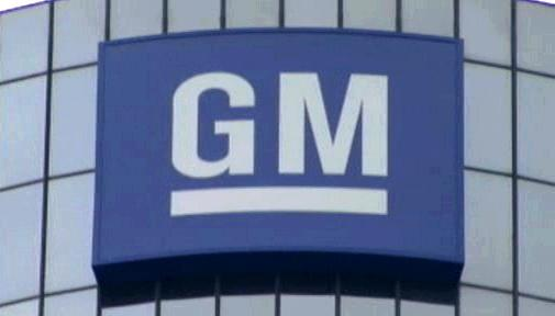 Logo automobilky General Motors
