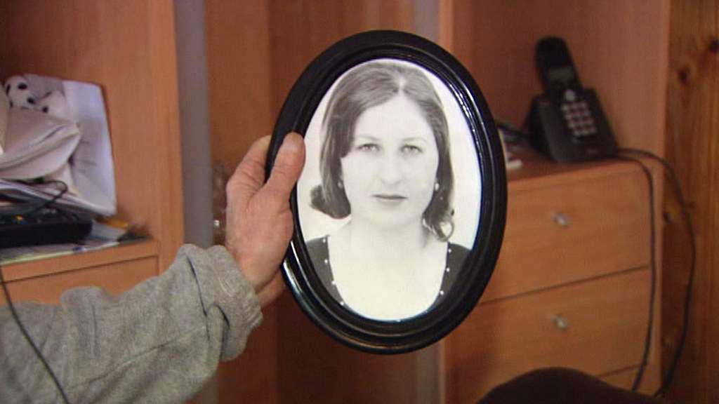 Čečenka Elza Kungajevová zavražděná Jurijem Budanovem