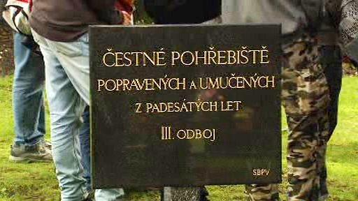 Památník obětem třetího odboje