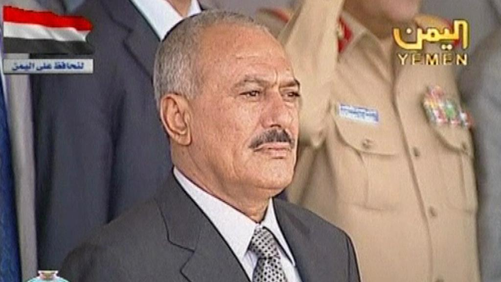 Alí Abdalláh Sálih