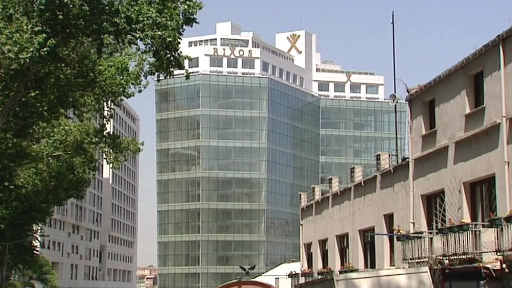 Nové bytové komplexy v Ankaře