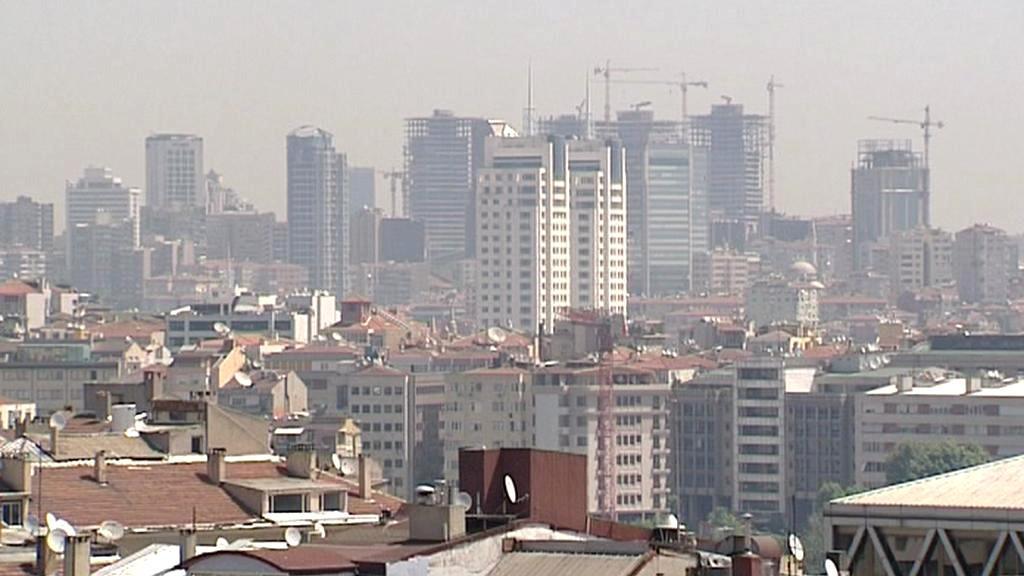 Dynamický rozvoj Ankary