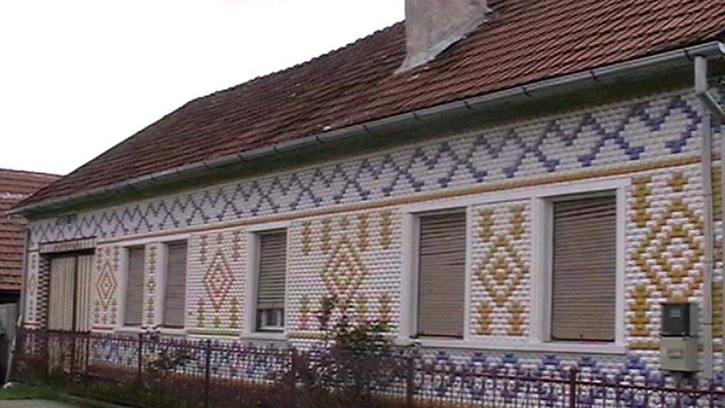 Dům českých krajanů v rumunském Banátu