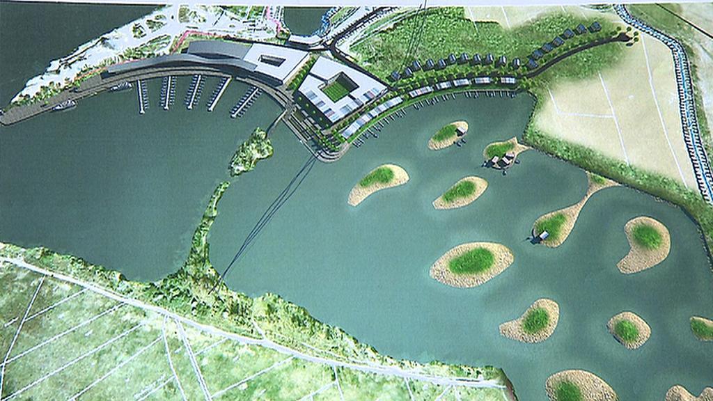 Vodní centrum Proboštská jezera