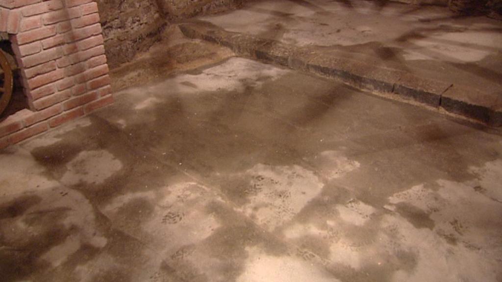 Vlhká podlaha