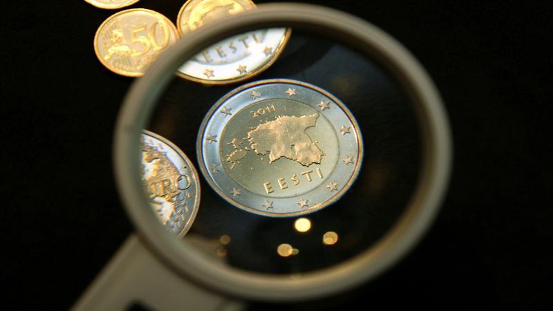 Estonské euro