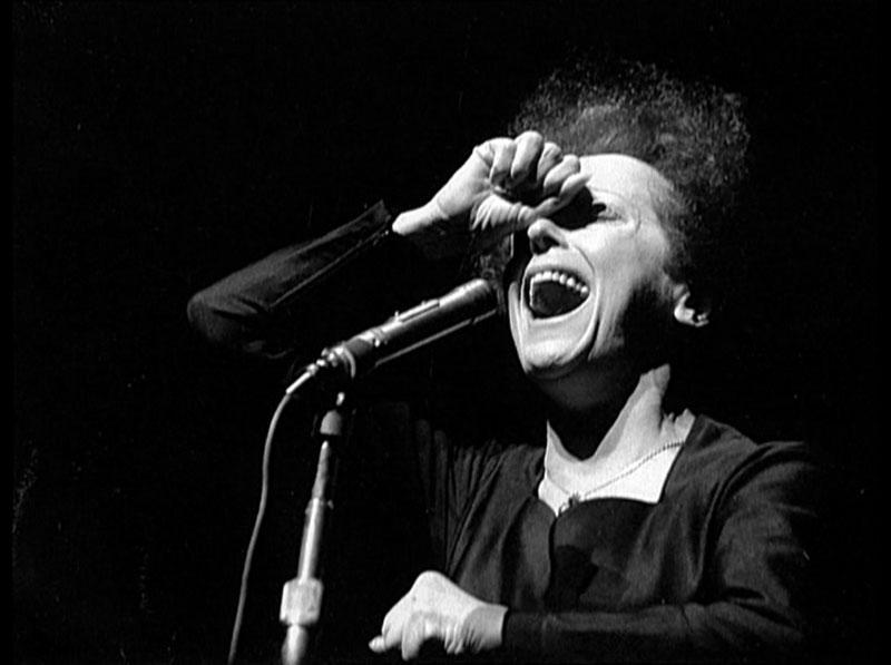 Edith Piaf / Koncert