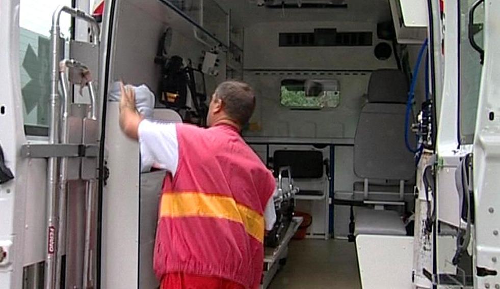 Pracovník záchranné služby