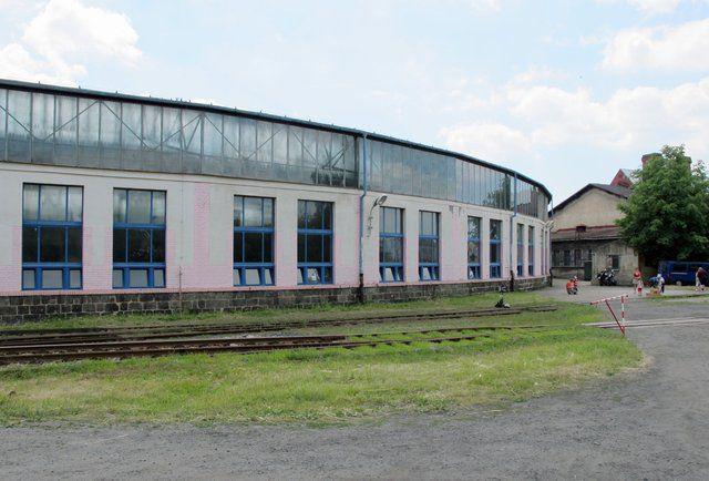 Železniční depo