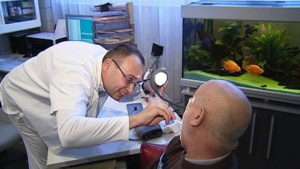 Lékařské vyšetření