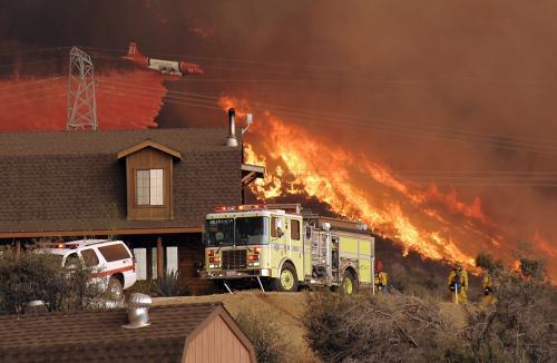 Likvidace požárů
