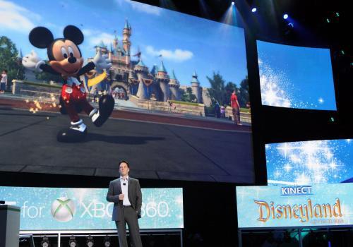Microsoft Kinect: Disneyland Adventures