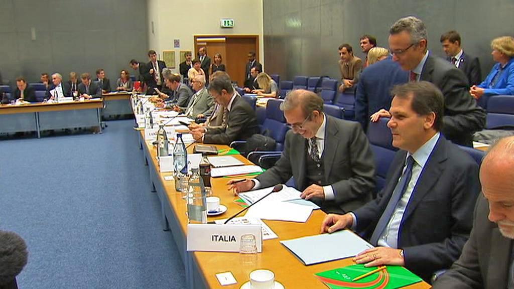 Ministerské zasedání EU