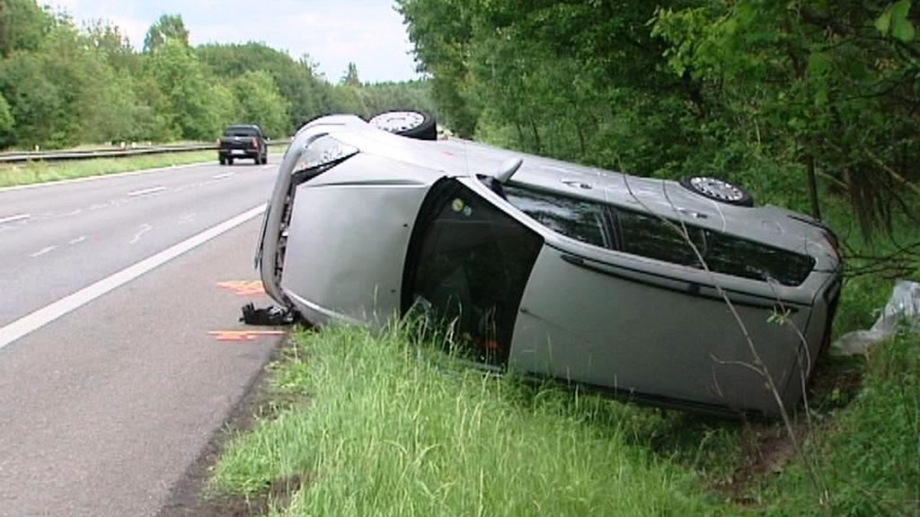 Nehoda způsobená jízdou v protisměru