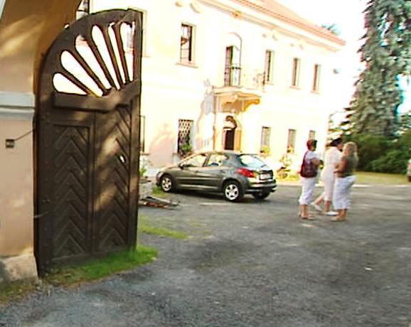 Domov důchodců v Panenských Břežanech