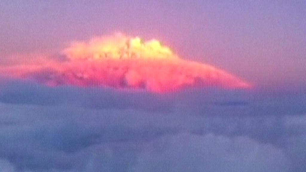 Výbuch chilské sopky Puyehue