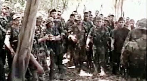 Revoluční gardy FARC
