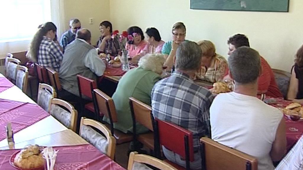 Setkání bývalých obyvatel Podhájí