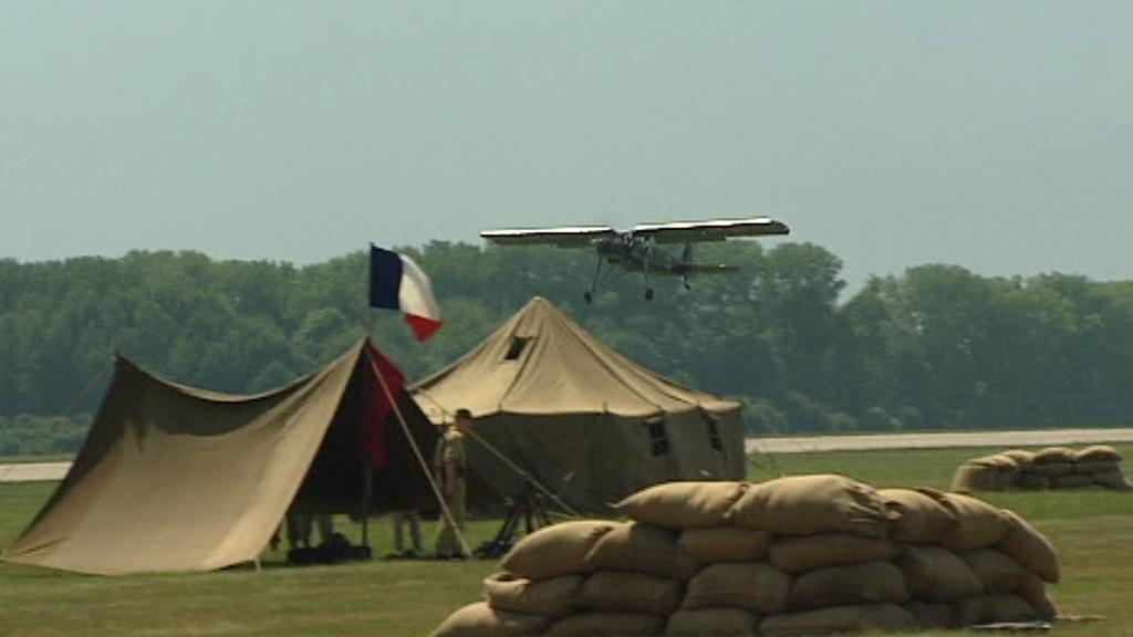 Bitva na aviatické pouti