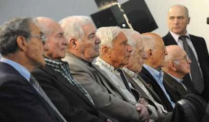 Soud s bývalými argentinskými generály