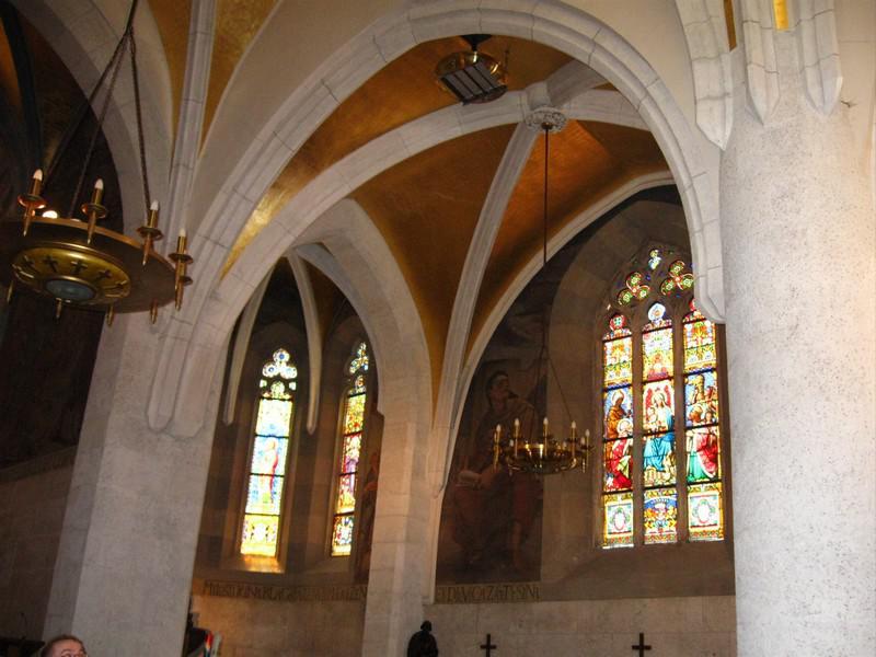 Kostel sv. Marka v Záhřebu