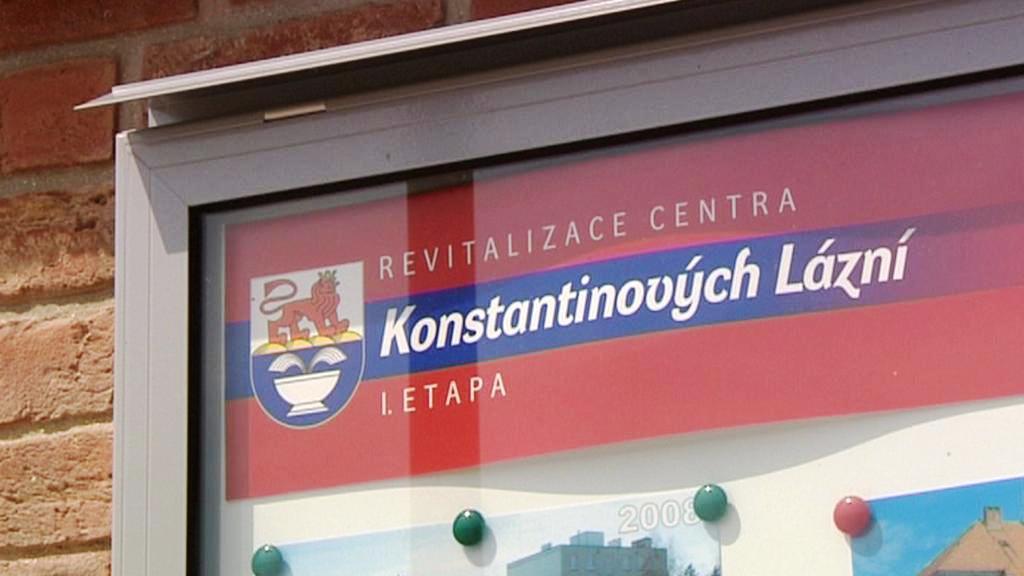 Revitalizace Konstantinových Lázní