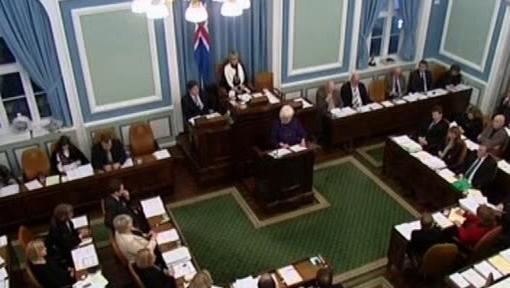 Islandský parlament