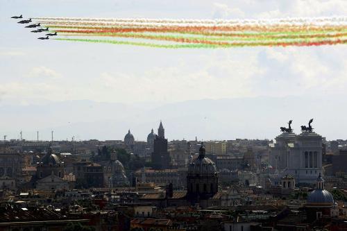 Oslavy sjednocení Itálie