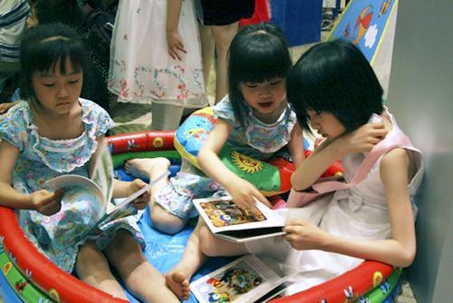 Krteček a jeho přátelé v Pekingu