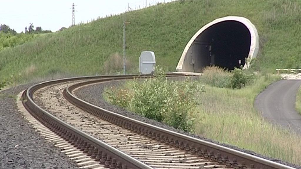 Železniční tunel