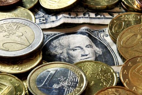 Euro a dolar