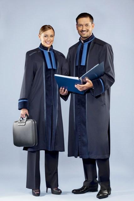 Taláry pro advokáty