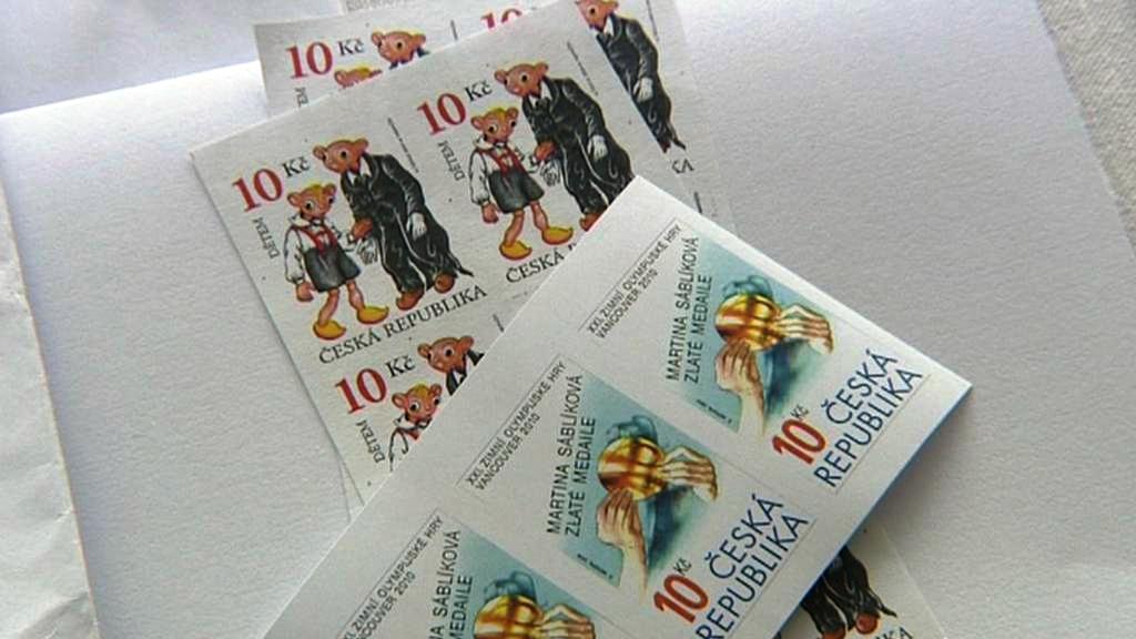 Padělané známky