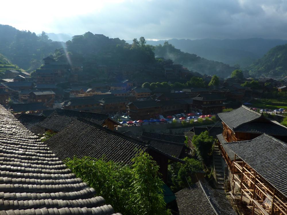 Vesnice Xijiang
