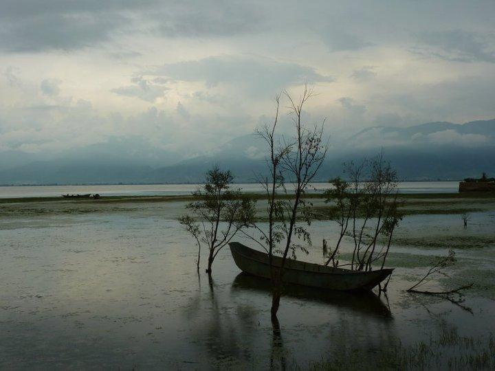 Jezero Erhai