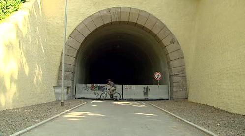 Vítkovský tunel