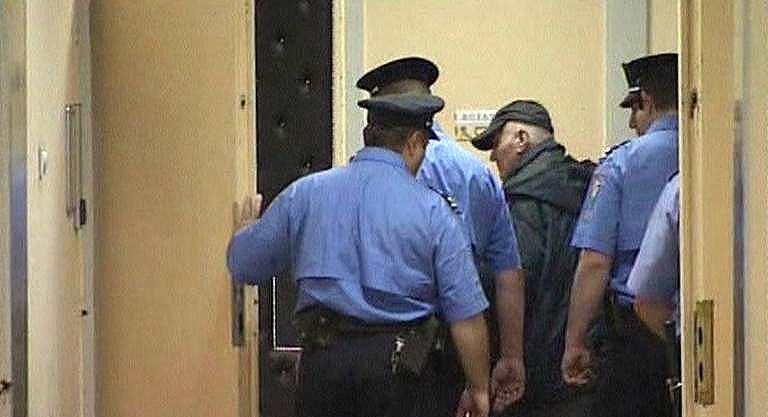 První záběry zajatého Ratka Mladiče