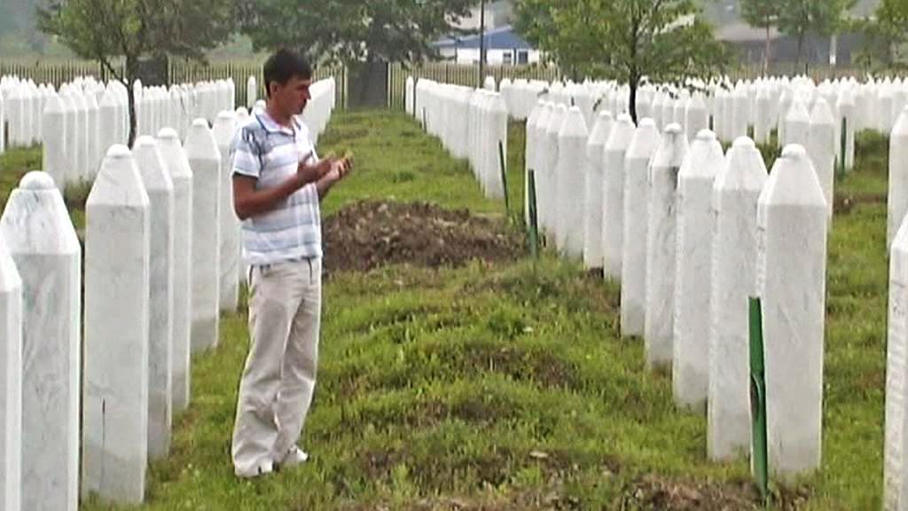Izudin Alić ve Srebrenici