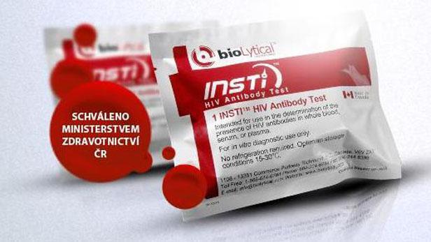 Domácí test na HIV